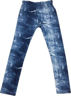Leggings Jeanslook